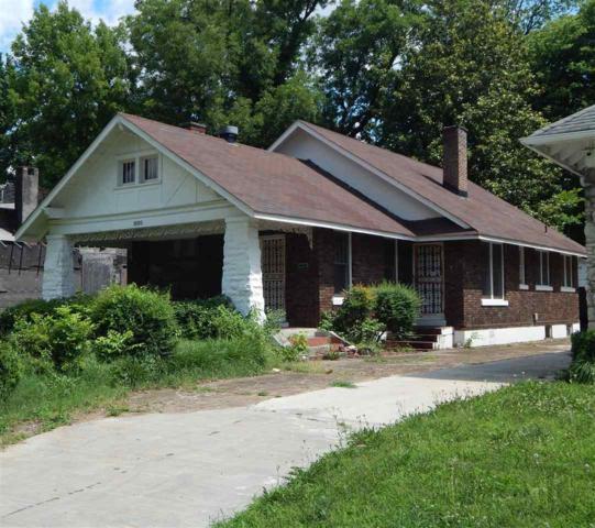 1595 Foster Ave, Memphis, TN 38106 (#10057070) :: J Hunter Realty