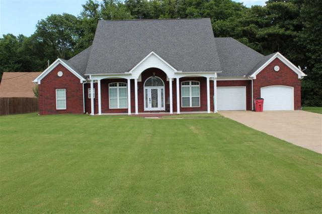 134 Brooks Meadow Rd, Unincorporated, TN 38053 (#10057072) :: The Dream Team