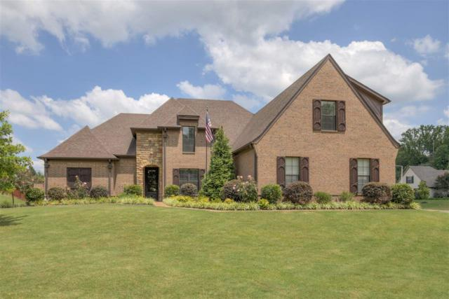 5335 Scarlet Ridge Dr, Arlington, TN 38002 (#10057296) :: J Hunter Realty