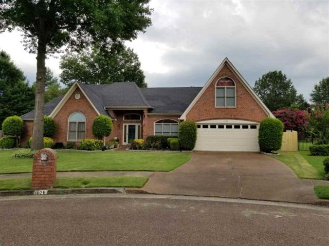 1026 Cotton Row Cv, Collierville, TN 38017 (#10057330) :: ReMax Experts