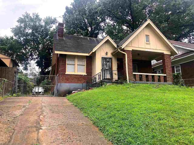 1801 Foster Ave, Memphis, TN 38114 (#10057467) :: ReMax Experts
