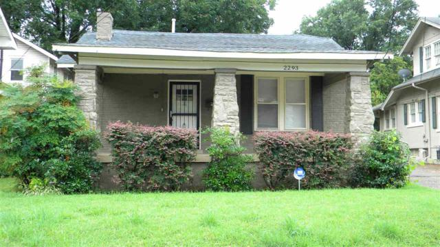 2293 York Ave, Memphis, TN 38104 (#10057532) :: Berkshire Hathaway HomeServices Taliesyn Realty