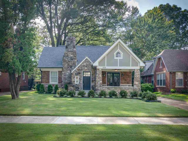 919 Sheridan St, Memphis, TN 38107 (#10057670) :: Berkshire Hathaway HomeServices Taliesyn Realty