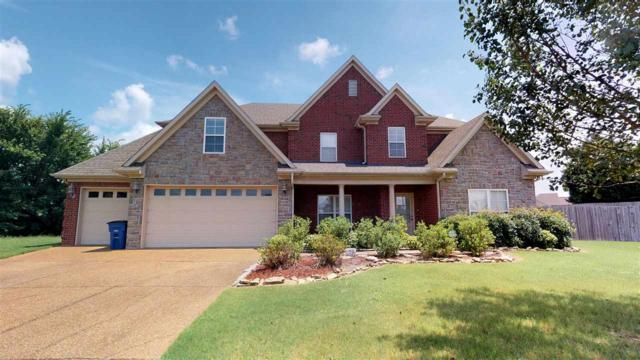 4258 Amherst Cv, Olive Branch, MS 38654 (#10057714) :: All Stars Realty