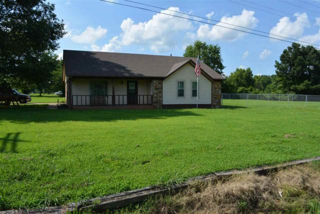 3661 Meade Lake Rd, Unincorporated, TN 38053 (#10057815) :: All Stars Realty