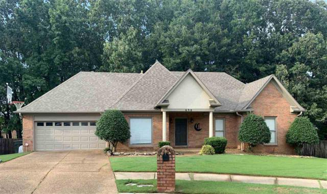 698 Tara Woods Cv, Collierville, TN 38017 (#10057856) :: RE/MAX Real Estate Experts