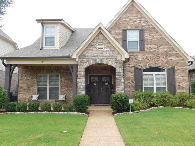 351 Dogwood Valley Dr, Collierville, TN 38017 (#10057932) :: Bryan Realty Group
