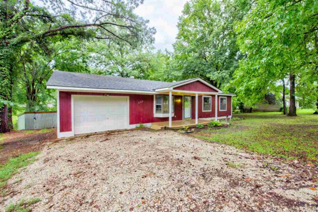 244 Daniel Dr, Unincorporated, TN 38011 (#10057979) :: All Stars Realty