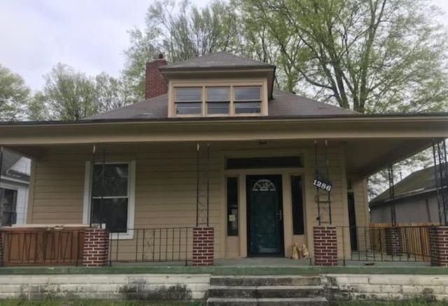 1286 Tutwiler Ave, Memphis, TN 38107 (#10058470) :: The Melissa Thompson Team