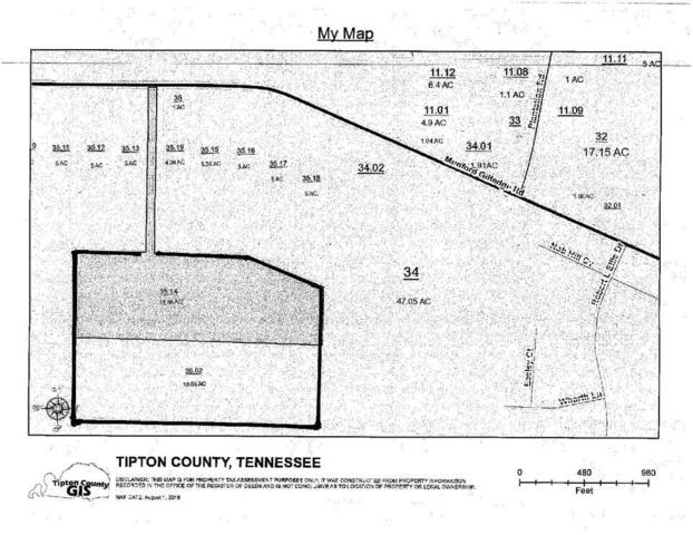 LOT 14 Munford Giltedge Rd, Munford, TN 38058 (#10058692) :: All Stars Realty