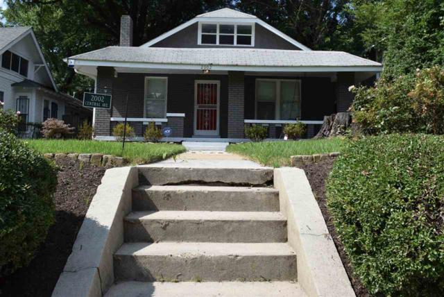 2002 Central Ave, Memphis, TN 38104 (#10058851) :: All Stars Realty