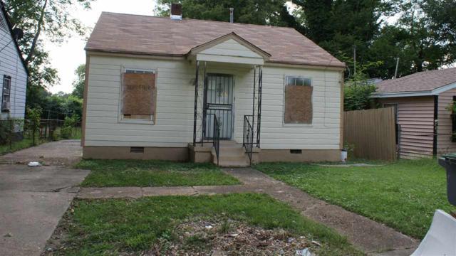 1617 N Trezevant St, Memphis, TN 38108 (#10058897) :: The Melissa Thompson Team