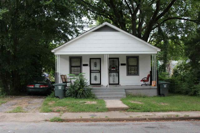 1362 Gleason Ave, Memphis, TN 38106 (#10059087) :: ReMax Experts