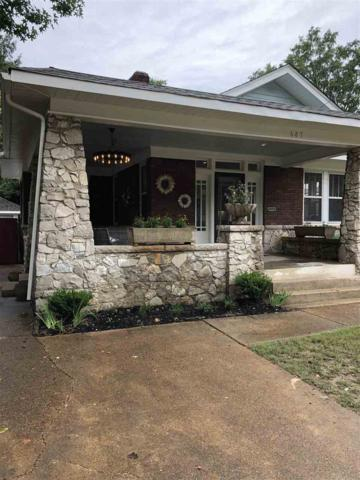 687 N Idlewild St, Memphis, TN 38107 (#10059310) :: The Wallace Group - RE/MAX On Point