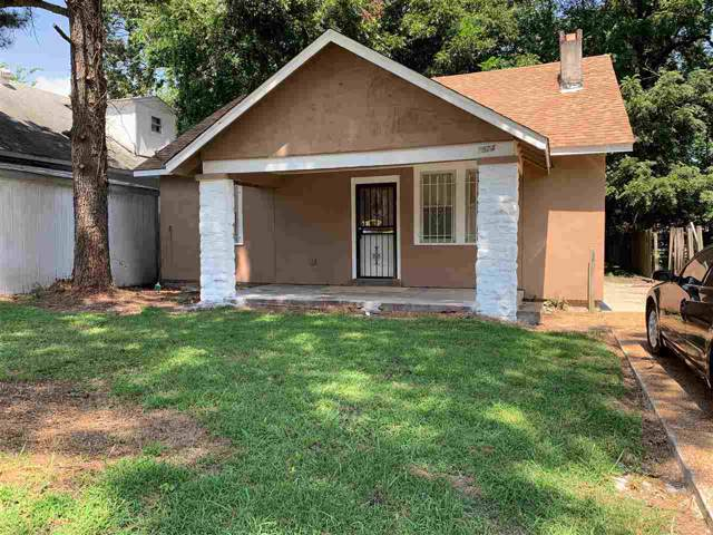 1574 E Mclemore Ave, Memphis, TN 38106 (#10061786) :: The Wallace Group - RE/MAX On Point
