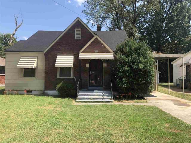 778 Eva St, Memphis, TN 38112 (#10061822) :: J Hunter Realty