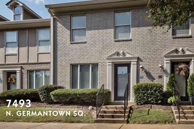 7493 N Germantown Sq, Germantown, TN 38138 (#10061881) :: ReMax Experts