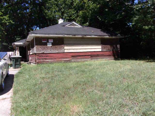 845 Crockett St, Memphis, TN 38107 (#10061901) :: The Wallace Group - RE/MAX On Point