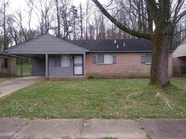 3609 Dorado Ave, Memphis, TN 38128 (#10061991) :: J Hunter Realty