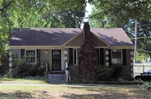 1021 Robin Hood Dr, Memphis, TN 38111 (#10062031) :: RE/MAX Real Estate Experts