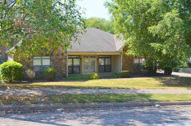 1445 Greendale Ave, Memphis, TN 38127 (#10062147) :: All Stars Realty