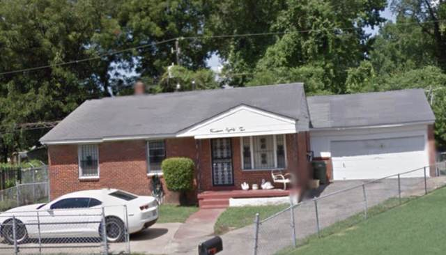 1482 Sparks Cv, Memphis, TN 38106 (#10062175) :: The Wallace Group - RE/MAX On Point