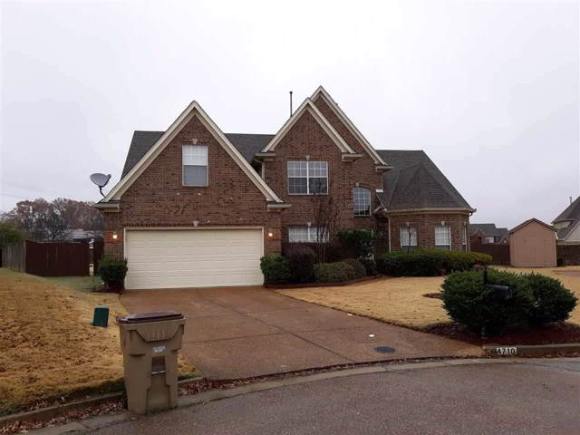 4710 Spence Cv, Unincorporated, TN 38125 (#10062183) :: All Stars Realty