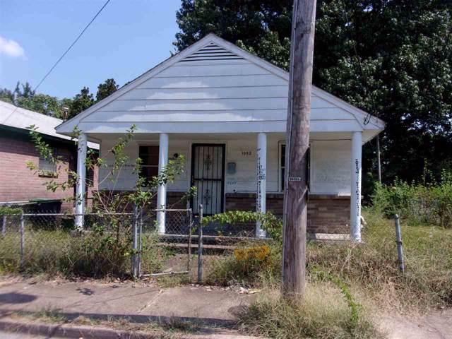 1052 Raymond St, Memphis, TN 38114 (#10062417) :: J Hunter Realty