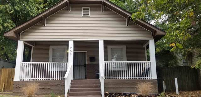 1258 E Mclemore Ave, Memphis, TN 38106 (#10062516) :: Bryan Realty Group