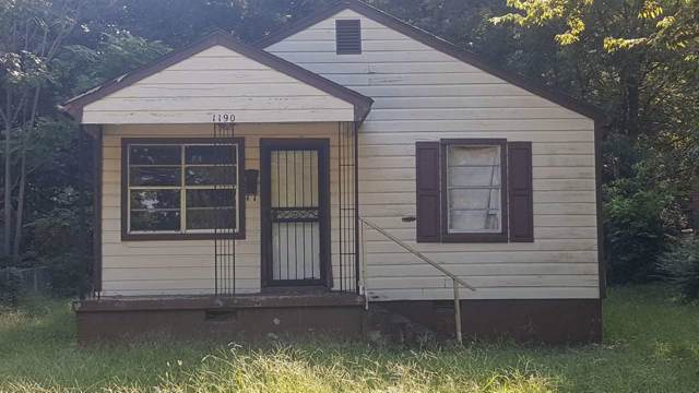 1190 Cannon St, Memphis, TN 38106 (#10062815) :: The Wallace Group - RE/MAX On Point