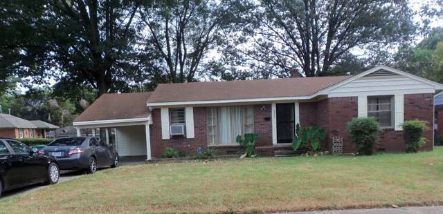 3349 Harris Ave, Memphis, TN 38111 (#10063027) :: The Wallace Group - RE/MAX On Point