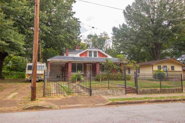 1768 S Trezevant St S, Memphis, TN 38114 (#10063049) :: Bryan Realty Group