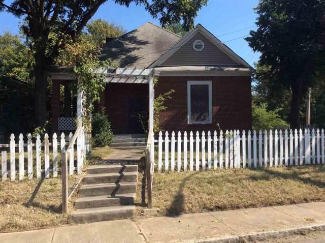 1106 Mississippi Blvd, Memphis, TN 38126 (#10063241) :: The Dream Team