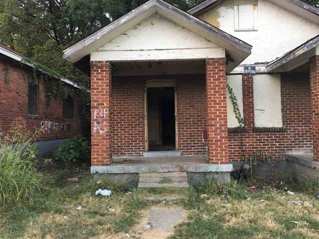 10 W Gage Ave, Memphis, TN 38109 (#10063314) :: Bryan Realty Group