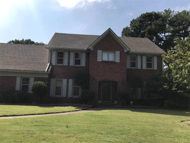 2301 Glenbar Dr, Germantown, TN 38139 (#10063498) :: The Wallace Group - RE/MAX On Point