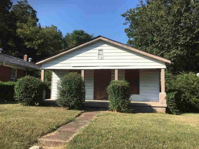 1374 Quinn Ave, Memphis, TN 38106 (#10063525) :: The Dream Team
