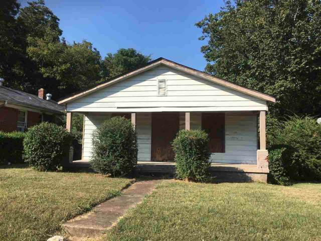 1374 Quinn Ave, Memphis, TN 38106 (#10063525) :: All Stars Realty