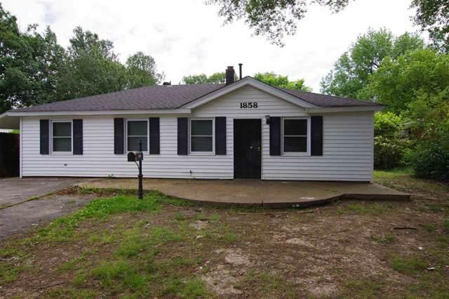 1858 Ozark St, Memphis, TN 38108 (#10063576) :: The Melissa Thompson Team