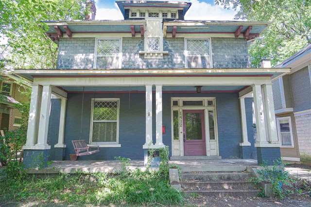 1412 Vinton Ave, Memphis, TN 38104 (#10063656) :: The Wallace Group - RE/MAX On Point