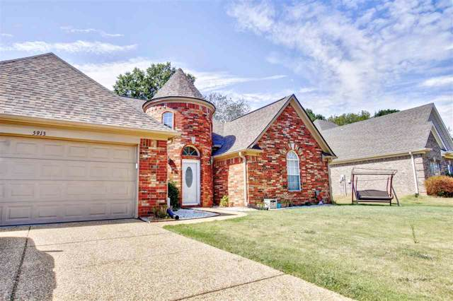 5913 Stonewall Dr, Olive Branch, MS 38654 (#10063683) :: The Dream Team