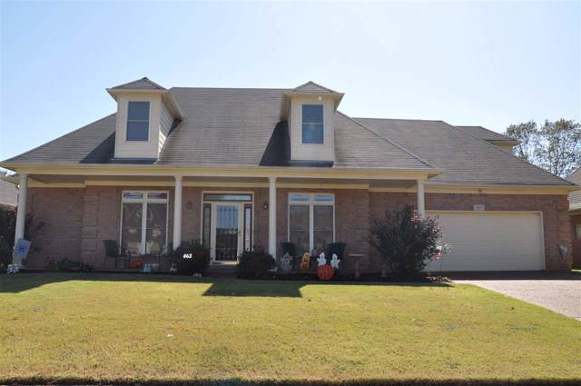 463 Canter Gait Ln, Collierville, TN 38017 (#10063739) :: RE/MAX Real Estate Experts