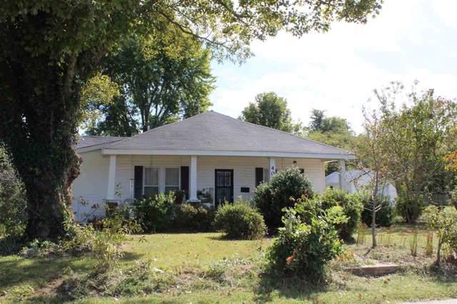 40 Leggett Rd, Ripley, TN 38063 (#10064075) :: RE/MAX Real Estate Experts