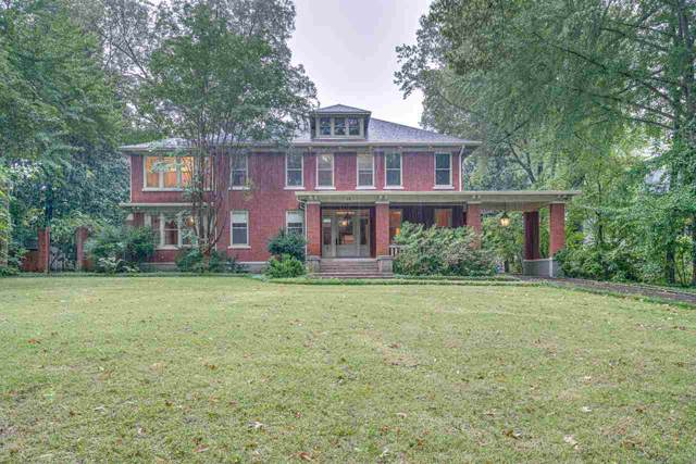 32 Morningside Pl, Memphis, TN 38104 (#10064081) :: The Wallace Group - RE/MAX On Point