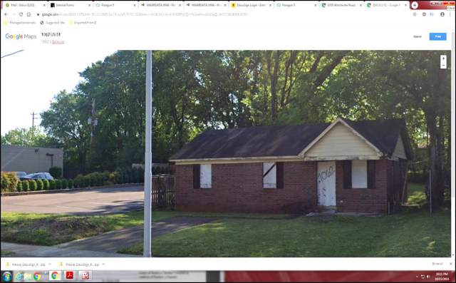 1062 S Bellevue Blvd, Memphis, TN 38106 (#10064127) :: The Wallace Group - RE/MAX On Point