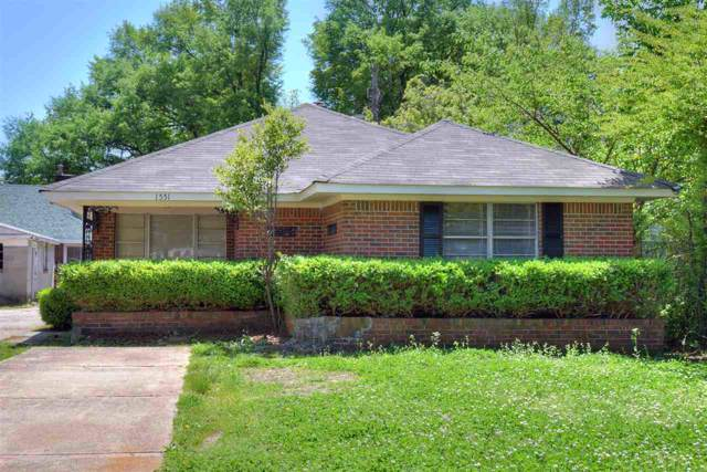 1551 Jackson Ave, Memphis, TN 38107 (#10064189) :: ReMax Experts