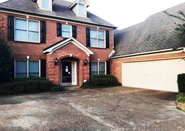 498 Thornbuck Cv, Collierville, TN 38017 (#10064287) :: RE/MAX Real Estate Experts