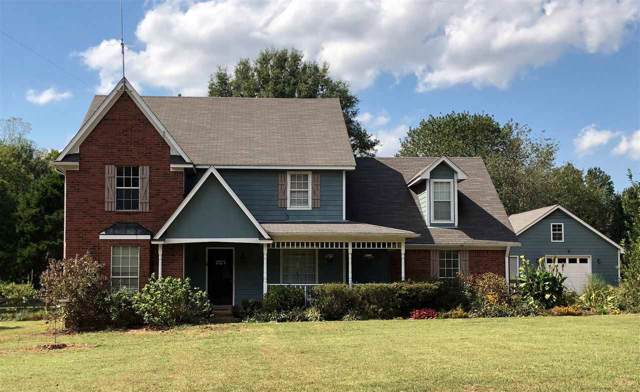 6205 Covington Pike Rd, Unincorporated, TN 38053 (#10064383) :: RE/MAX Real Estate Experts