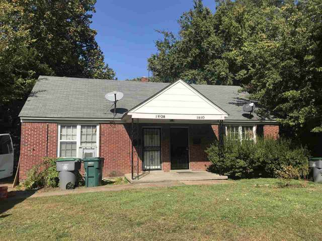 1808 Faxon Ave, Memphis, TN 38112 (#10064413) :: ReMax Experts