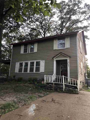 243 N Montgomery St, Memphis, TN 38104 (#10064513) :: ReMax Experts