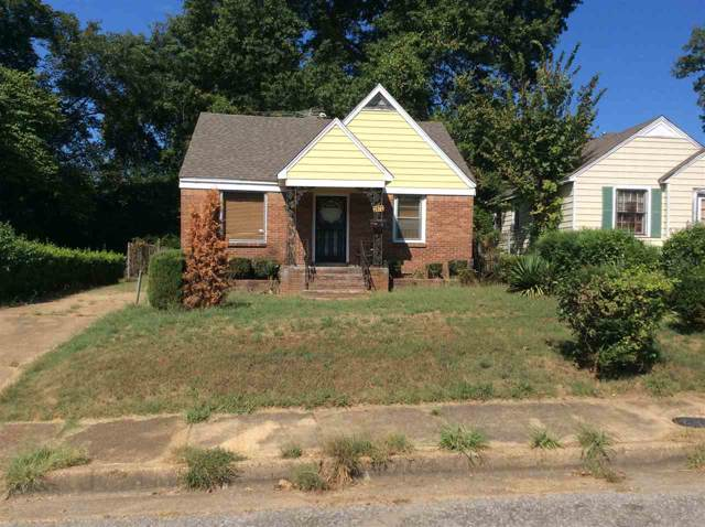 2927 Carrington Ave, Memphis, TN 38114 (#10064522) :: ReMax Experts